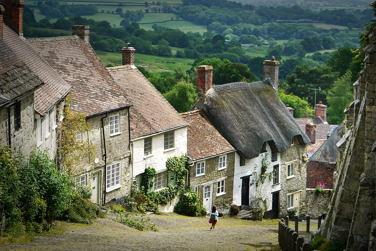 england, shaftesbury, united kingdom